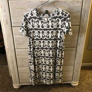Loft Outlet Tshirt Dress